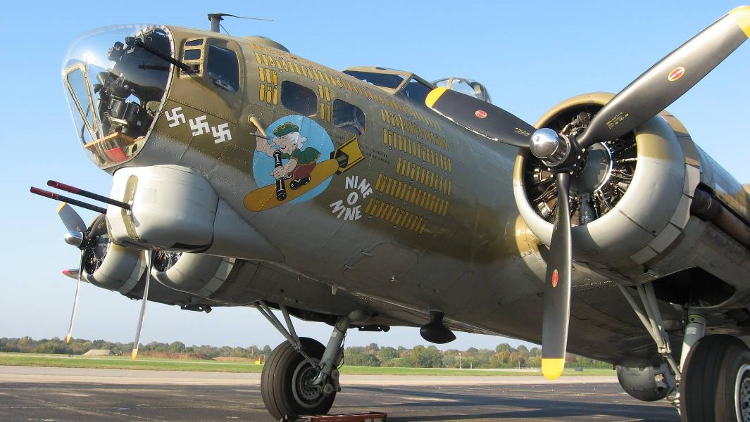 Keep History Flying: Warbirds In The Wake Of The B-17 Crash