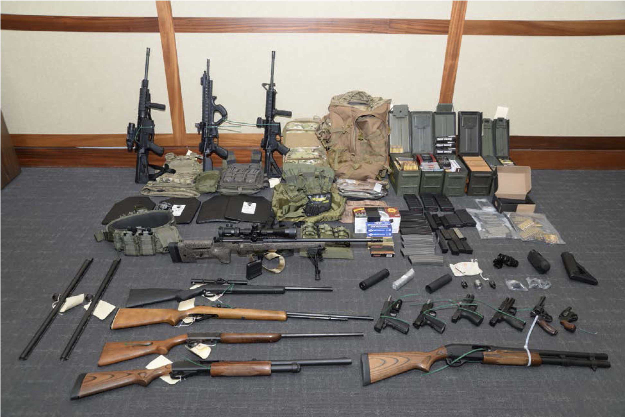 Coast Guard officer accused of terror plot asks for leniency