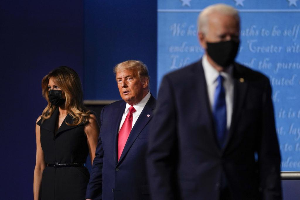 Analysis: Debate is brief interlude of normalcy in 2020 race