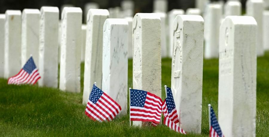 On Memorial Day, Benefits For Families Of The Fallen