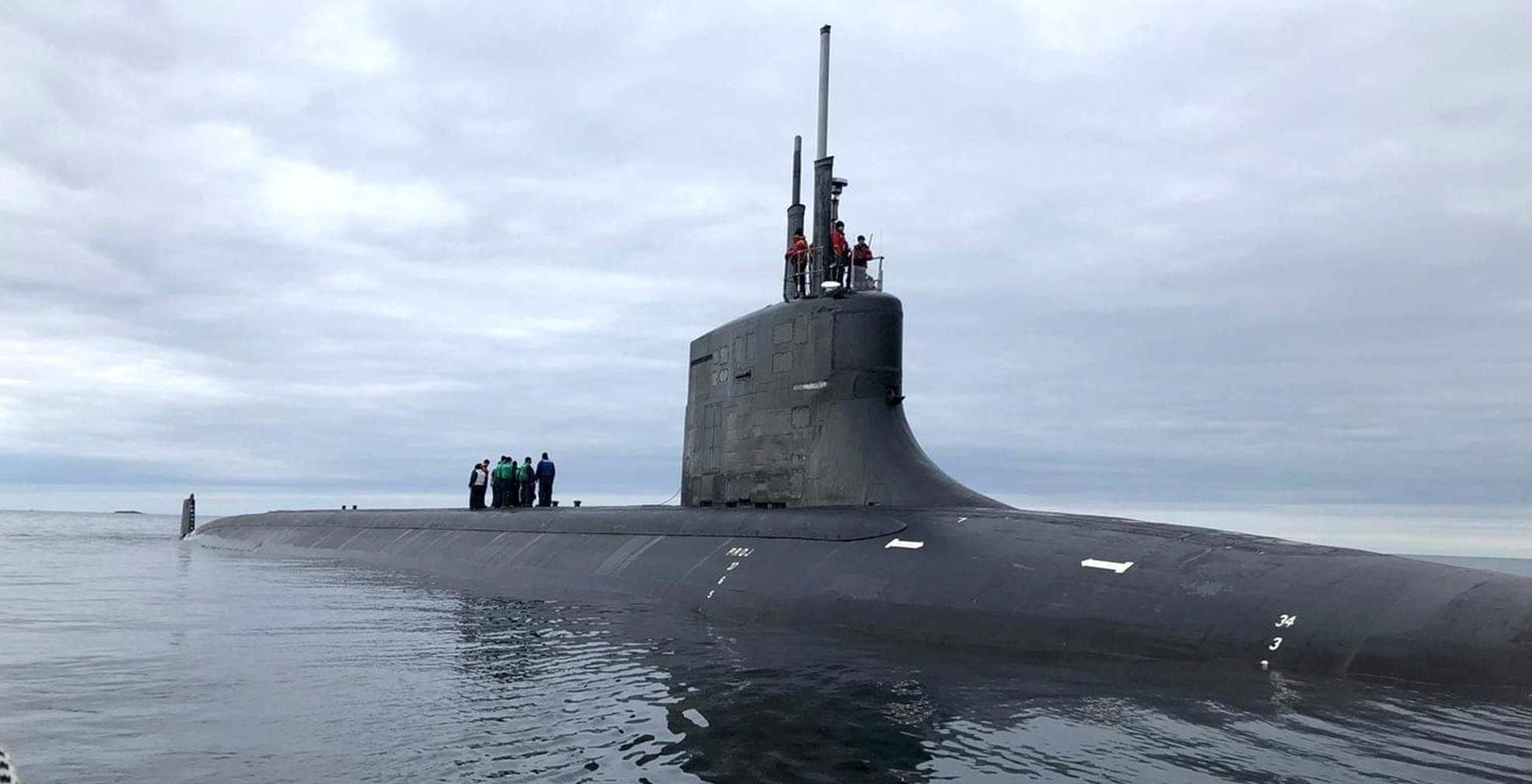 If Russia Invades Europe, NATO Could Sweep The Seas Of Russian Ships
