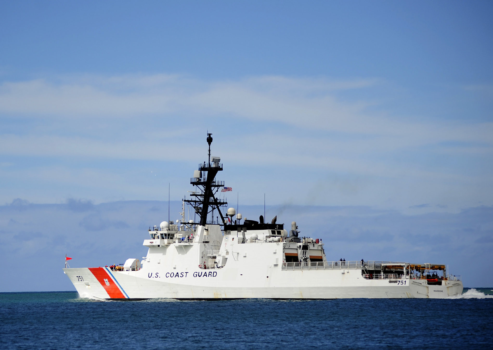 Lisa Kashinsky: Coast Guard seeks to keep women in the service