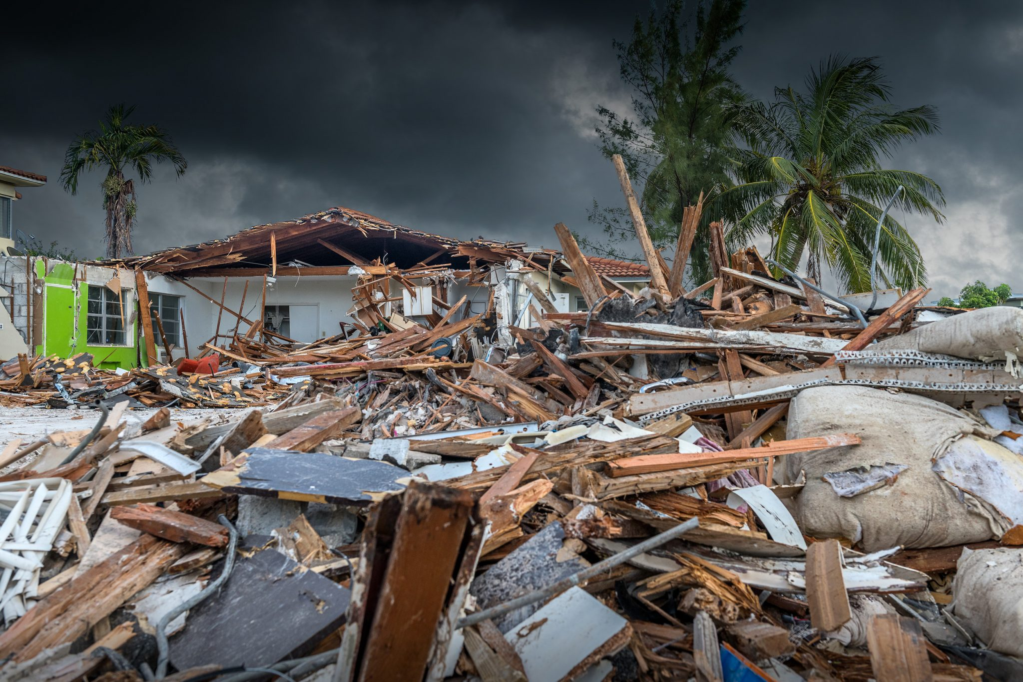 Help available for hurricane-damaged homes