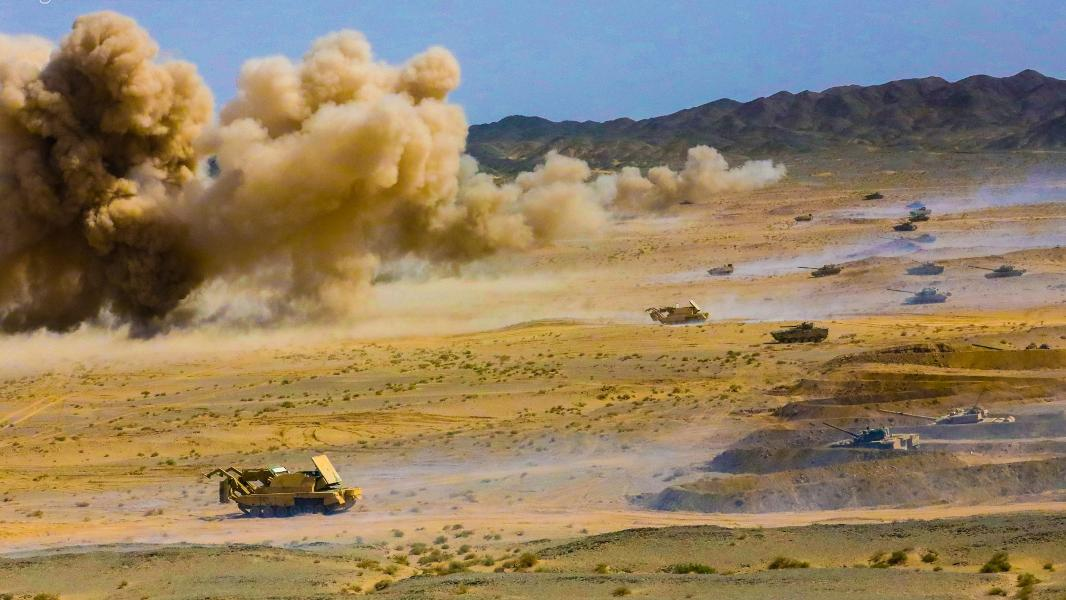 These Explosives-Slinging Vehicles Would Lead Any Chinese Invasion