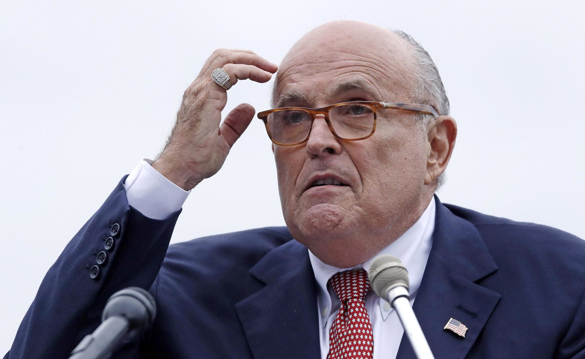 Giuliani To AP: Trump Will Not Answer Obstruction Questions