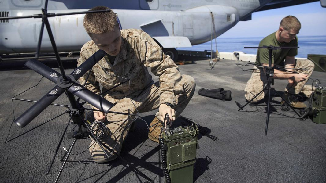 U.S. Marines Can Beat The Chinese Navy—But Only If The Marines Stay Hidden