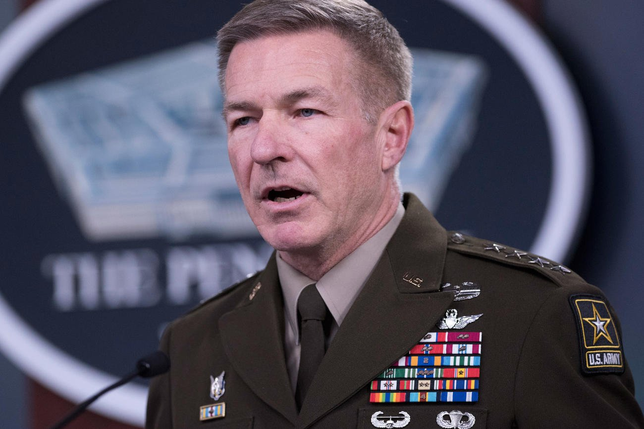 Army's Top General Says He's Reassured Allies That US Troops Will Stay Out of Policing
