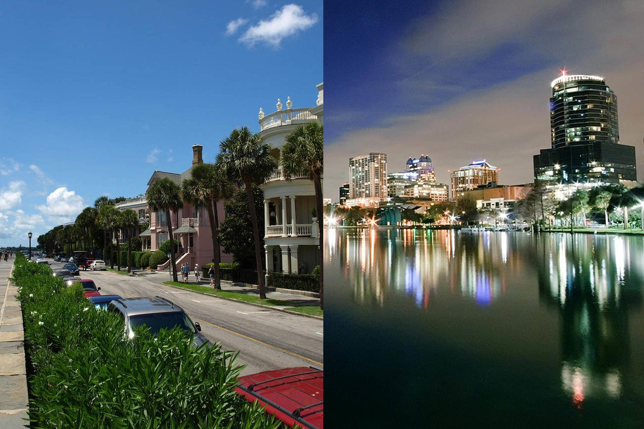 These 2 Cities Have Both Been Declared Best for Veterans