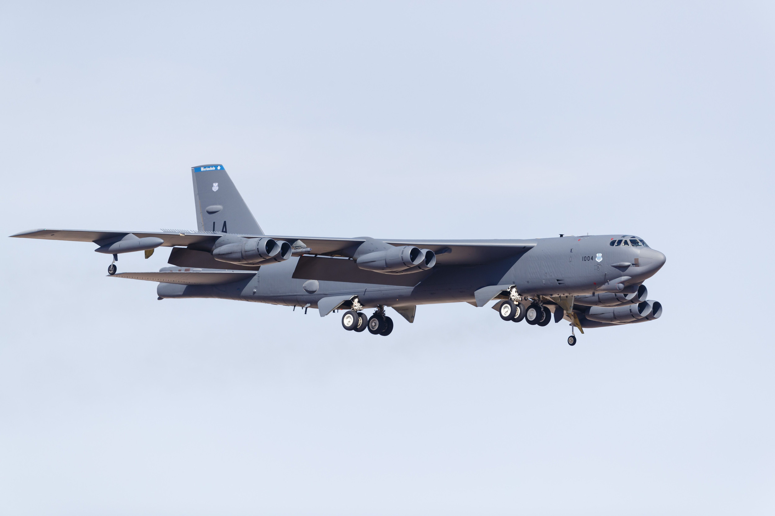 Norway Flies With B-52s Above Arctic; IOC For Their F-35s