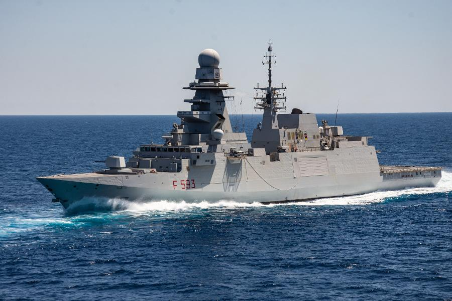 How Secrecy Is Distorting The 4-Way Race For America's Next Frigate