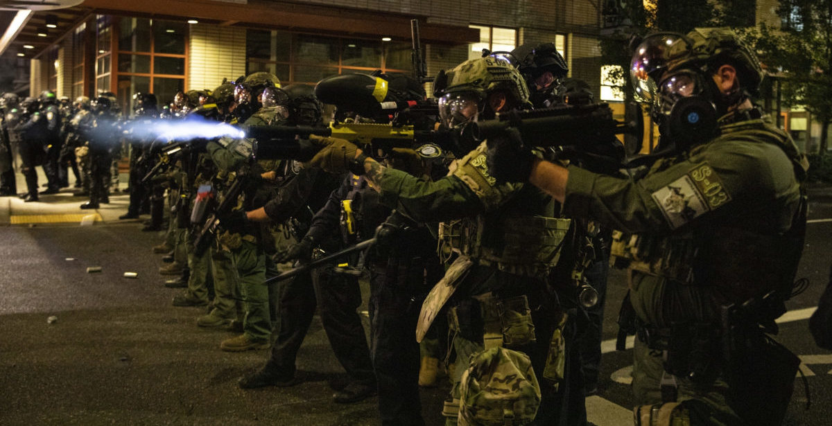Feds threaten funds to NYC, Seattle and Portland over unrest
