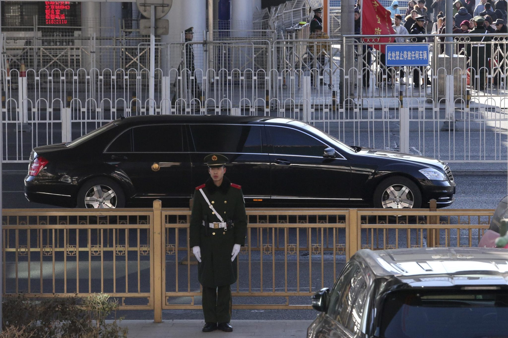 Kim Jong Un Travels To China Ahead Of Possible 2nd US Summit