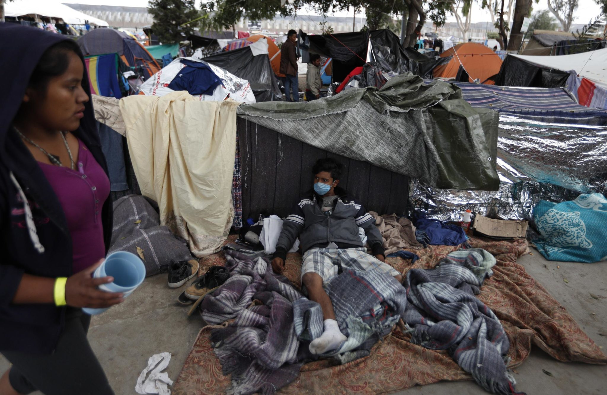 Warnings Grow Over Unsanitary Conditions In Tijuana Shelter