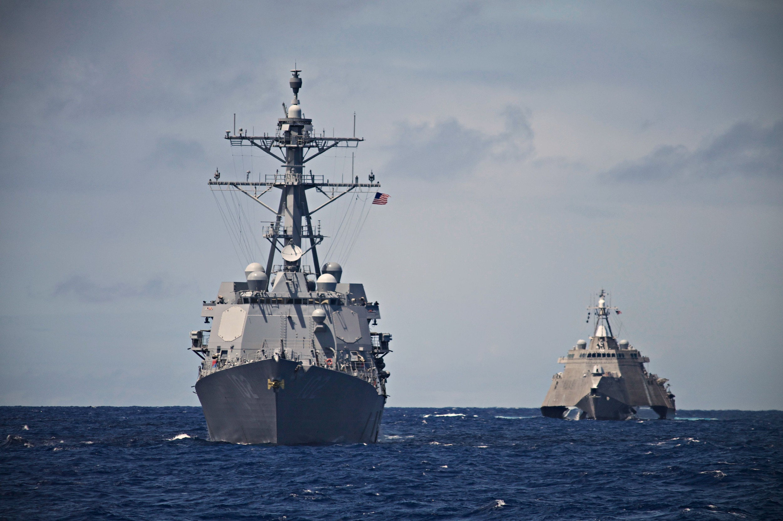 Why The Navy Needs To Speed Backfit Of Its SPY-6 Super Radar On Destroyers