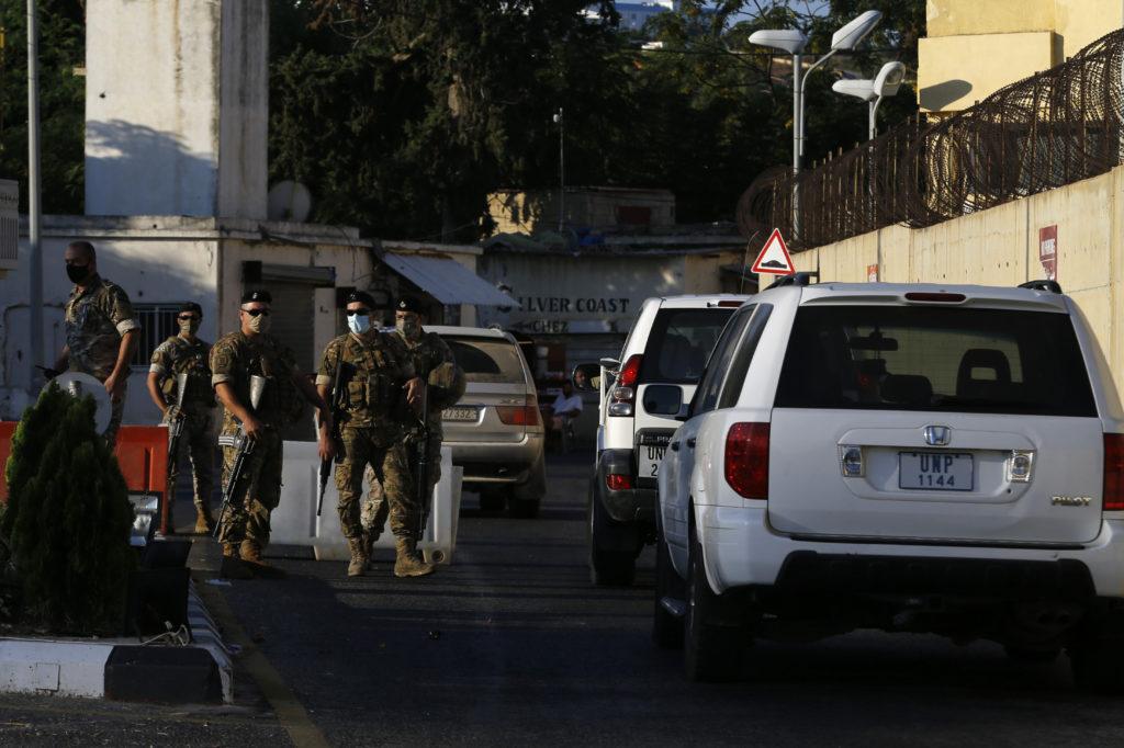 Lebanon, Israel begin indirect talks over maritime border
