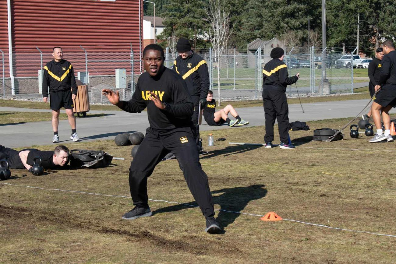 Army to Outfit 110 Active Brigades with Fitness Experts to Boost Soldier Performance