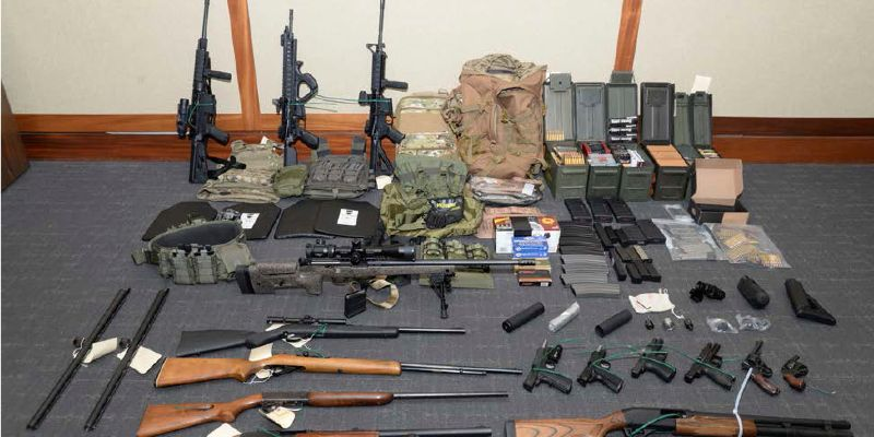 Coast Guard Lieutenant Pleads Guilty to Gun and Drug Crimes