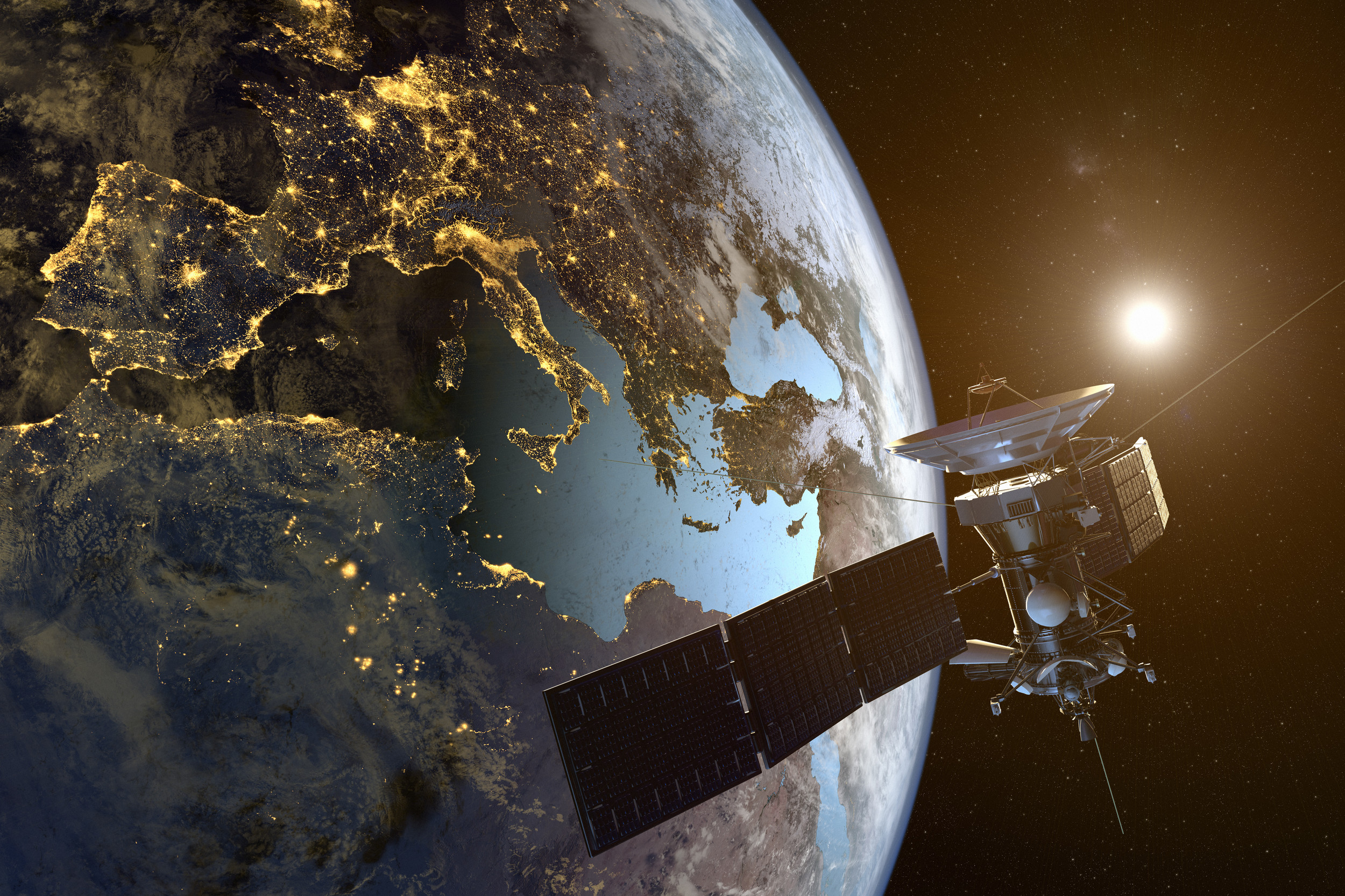 Commercial Satellites: Will They Be Military Targets?