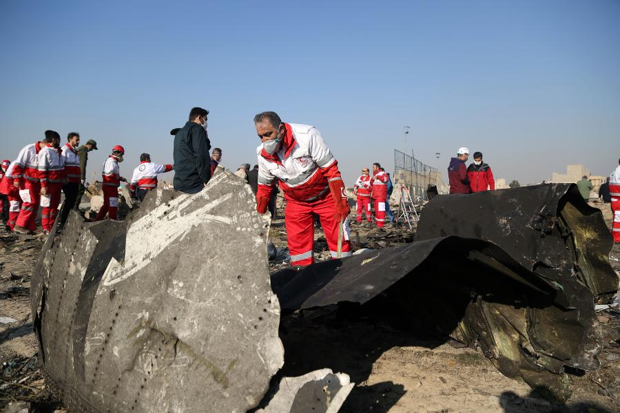 Crash Of Boeing 737 In Iran Raises Questions