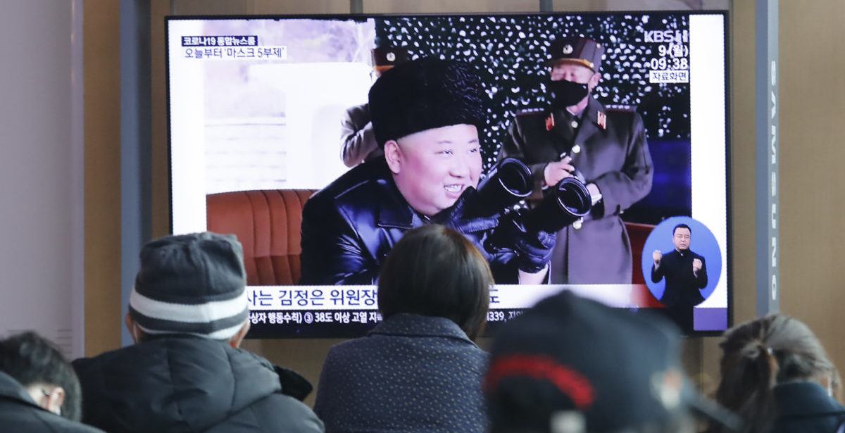 N. Korea Fires Weapons After Threatening 'Momentous' Action