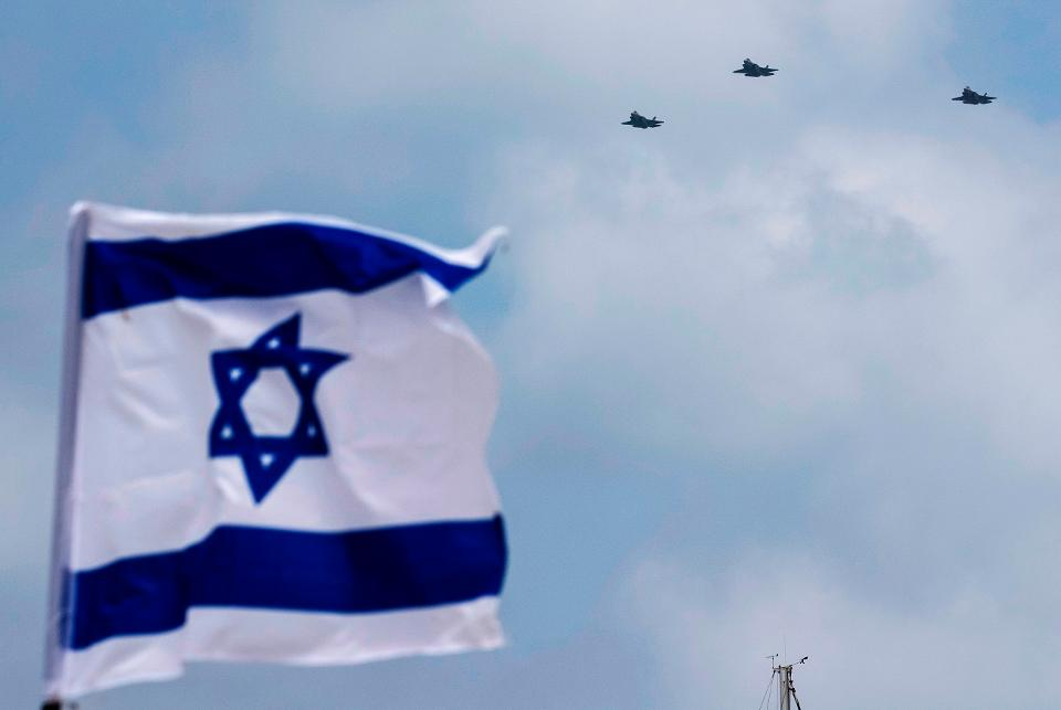 Israel Publicly Threatens Iran With F35s, But The Cyber War Is Now Well Underway