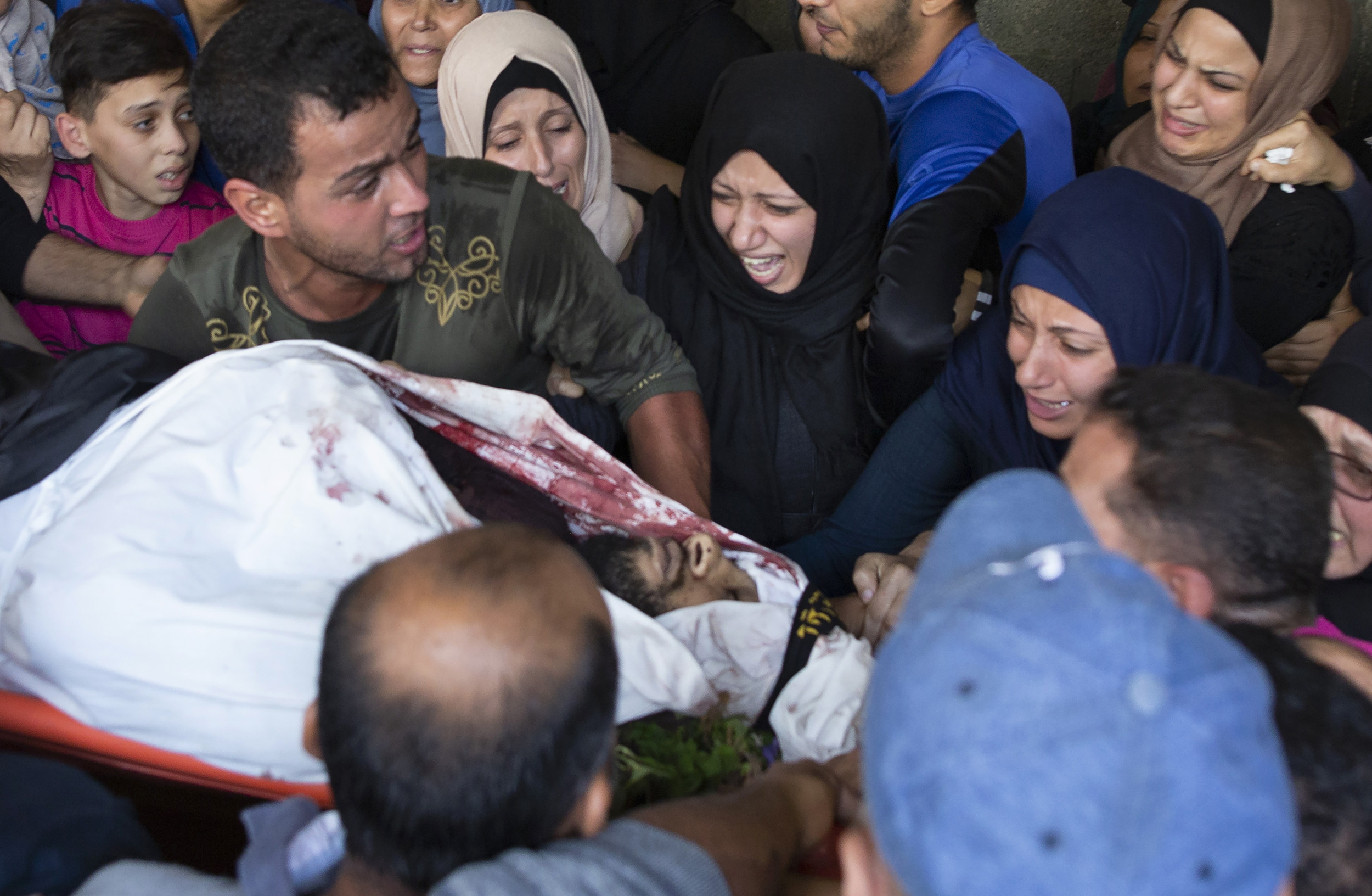 Israel vows to keep hitting militants as 18 killed in Gaza