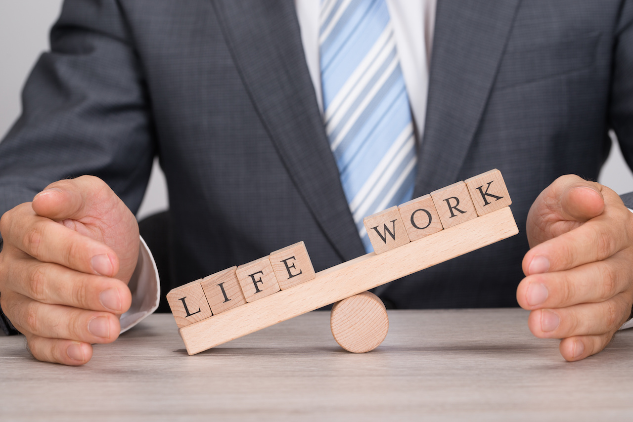 Adjust Your Sights to Achieve a Work-Life Balance