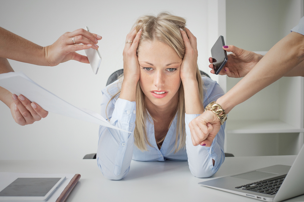Five Steps to Cope with Work-Related Stress