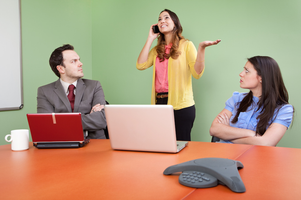 Workplace Rudeness Affects Business Costs, Employees and Customers