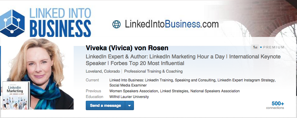 How To Create the Ideal LinkedIn Profile
